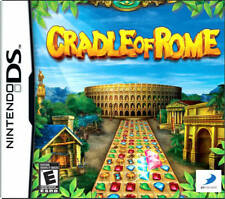 Cradle of Rome NDS New Nintendo DS, Nintendo DS