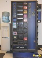 Combo Snack/ Drink Vending Machine with Coin Changer