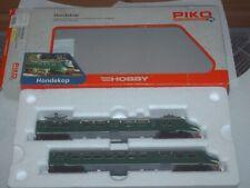 """Piko-ho elektrotriebwagen """"hondekop"""" el verde ns WG nr 343 artículo nuevo + embalaje orig. 57520"""