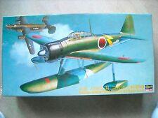 HASEGAWA-1/48-#JT69-NAKAJIMA A6M2-N TYPE 2 FIGHTER SEA PLANE(RUFE)