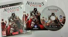 PS3 ASSASSIN'S CREED II 2 * PLAYSTATION 3