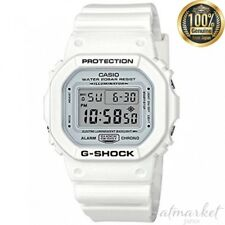 Casio DW-5600MW-7 Watch G-SHOCK Marine White in Box from JAPAN NEW
