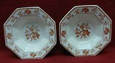 """NIKKO china BITTERSWEET pattern 511 Fruit Dessert Bowl - Set of Two (2) - 5-3/4"""""""