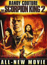The Scorpion King 2: Rise of a Warrior (DVD, 2008, Widescreen)