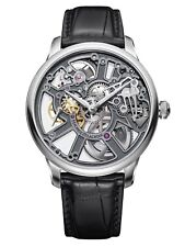 MAURICE LACROIX MP7228-SS001-003-1 MASTERPIECE SKELETON
