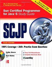 SCJP Sun Certified Programmer for Java 6 Exam 310-065 By Katherine Sierra, Bert