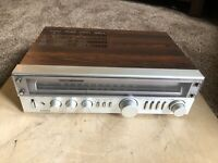 Vintage Stereo Receiver Amplifier Onkyo TX-2000 AM/FM Tuner Aux Phono Works!