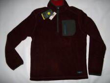 G.H Bass & Co Vino Catador ARCTIC TERRAIN 1/4 Zip camisa de lana
