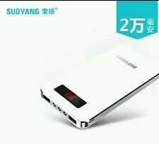 A. Power Bank Charger 20000mh / LED