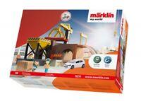 Märklin - myworld - Güterverladebahnhof, 72211