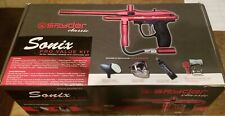 Spyder Sonix Classic Paintball gun kit