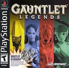 Brand New Sealed PS1 ~ Gauntlet Legends (Sony PlayStation 1, 2000)