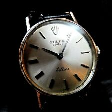 Vintage Rolex Cellini 18K Solid White Gold 5810 Womens Watch Cal:1600