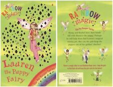 RAINBOW MAGIC #32 LAUREN the PUPPY FAIRY : Daisy Meadows : Pet Keeper Fairies