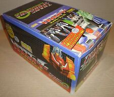 TRANSFORMERS GENERATION ONE S.C.F.  ACT 3 SET COMPLETO 12 PZ. - TAKARA 2001
