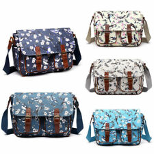 Oilcloth Crossbody Messenger Bags & Handbags for Women