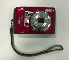 Nikon COOLPIX L20 10.0MP Digital Camera - Metallic black