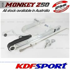 KDF SWINGARM ALLOY CNC SWING ARM FORGED 13CM LONGER FOR HONDA MONKEY Z50 Z50J