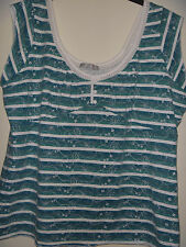 Per Una Cotton Blend Plus Size Other Tops for Women