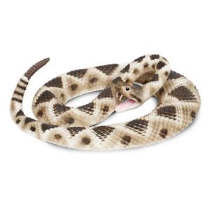 Safari Ltd Eastern Diamondback Rattlesnake Incredi, #SAF269329