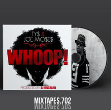 Ty Dolla Sign - Whoop! Mixtape (Full Artwork CD/Front/Back Cover)