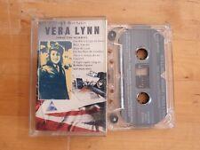 VERA LYNN We'll Meet Again - 24 War-time Memories cassette tapes