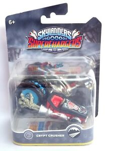 Skylanders Supercharger Vehículo PS4 Xbox One Nintendo 3DS Nuevo Crypt Crusher