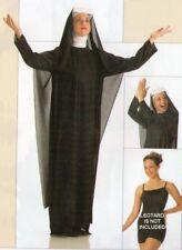 Sister Act Dance Costume Nun Christmas Halloween School Play New Child Small