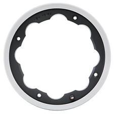 Lambretta SX 200 150 125 SIP Black & Polished Edge Tubeless Wheel Rim Kit
