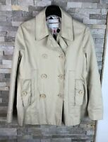 clements ribeiro Ladies Size 16 Double Brested Coat Jacket