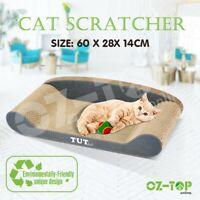 Cat Scratching Post Toys Corrugated Cardboard Cat Scratcher - Sofa Shape