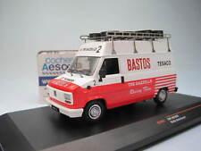 Fiat Ducato Bastos Rally Service Assistance Asistencia Ixo 1/43 CLC301