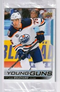 '15/16 - '20/21 Upper Deck YOUNG GUNS Oversized JUMBO rookie cards *you pick*