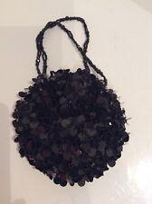 Mini Beading Clutch Pouch Bag Bilayers Zipper Women Evening Handbag Purse Wallet