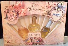 3 Mini Bottle Set of Muguet des Bois Petite Parfumerie L'EFFLEUR