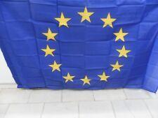 BANDIERA EUROPA europea  IN TESSUTO  150 X 90 CM circa