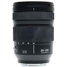 Panasonic Lumix 24-105mm f4 S Zoom Lens with Hood