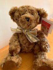 "Rare Avon Talking Teddy Bear, ""100th Anniversary"" K9"