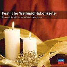 Pina/Holliger, Heinz/I Musici Carmirelli-FETE DE NOËL Concerts CD NEUF