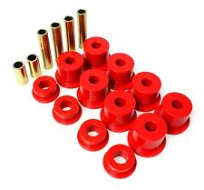 Energy Suspension 4.2121R FD 4 WD FRT SPRING BUSHING SET