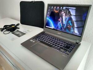 Acer Aspire M5 intel Core i5 - 3337U SSD +HDD 500GB Laptop HDMI Office Windows10