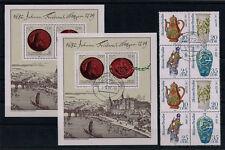 Postfrische Briefmarken mit Motiven aus der DDR