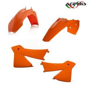 ACERBIS Set Fairings Plastic Orange For KTM 450 EXC 4T 2004-2004