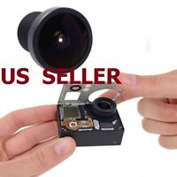 US SHIP 170 Degree Wide Angle Replace Lens for Gopro Hero 2 3 Camera