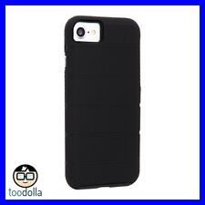 CASE MATE Tough Mag, Dual Layer Protection Case textured finish,iPhone 7/8 Black