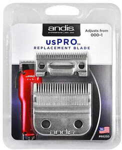 Andis Replacement Blade Set For US Pro/Cordless USPro Li Clipper (#66250)