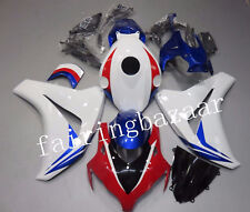 Fit for CBR1000RR 2008-2011 HRC Red White ABS Injection Mold Bodywork Fairing