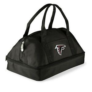 NFL Atlanta Falcons Potluck Insulated Casserole Tote Picnic Time Dirty Birds