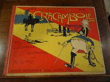 Les exploits de Cracambole Le Cordier Giffey Delagrave Illustré