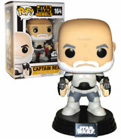 Captain Rex Star Wars Smugglers Bounty Funko Pop Vinyl New in Mint Box + P/P